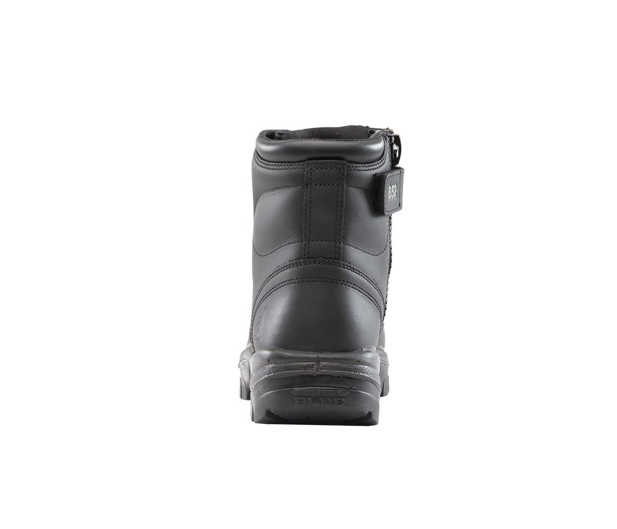 Argyle® Zip: Scuff Cap - Black