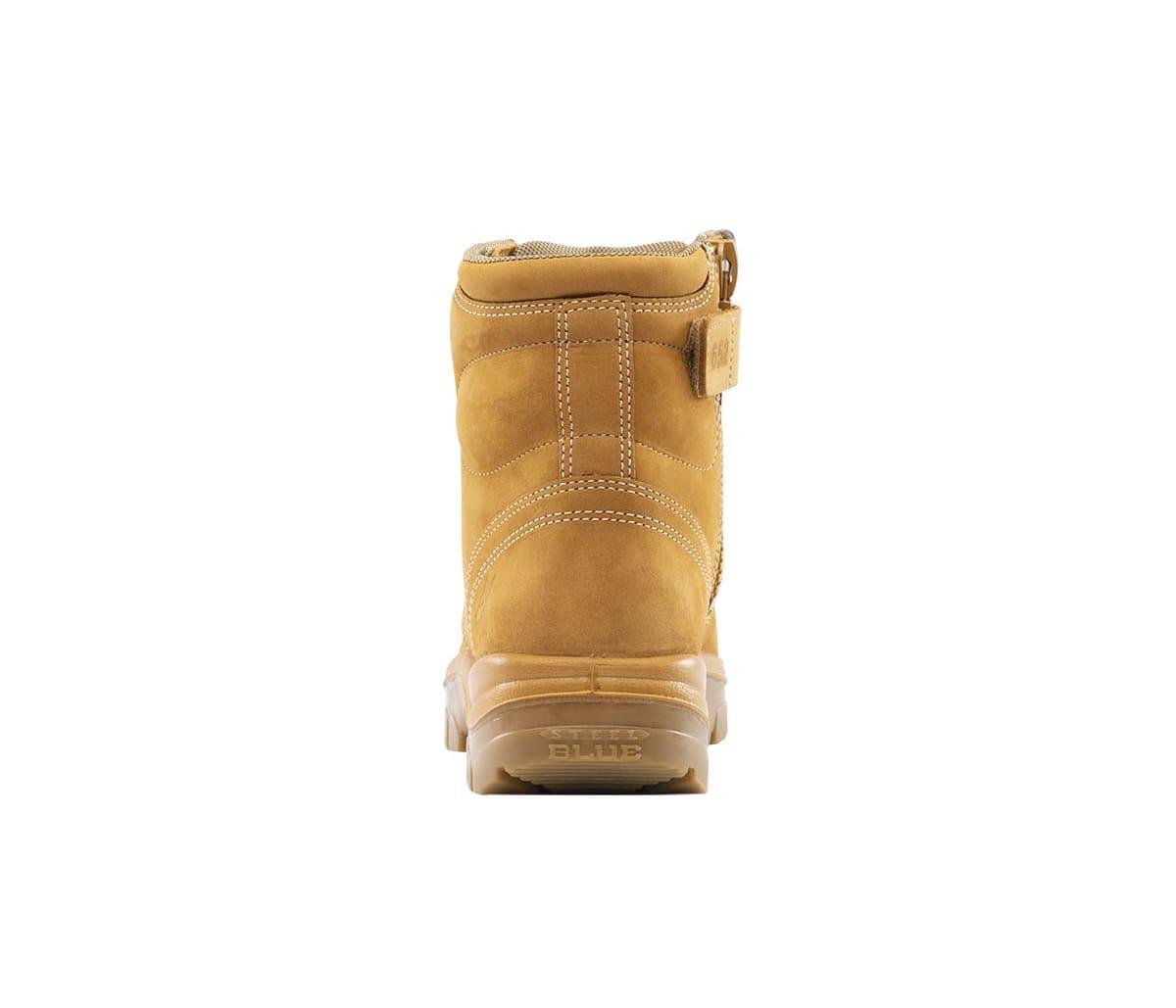 Argyle® Zip: Scuff Cap - Wheat