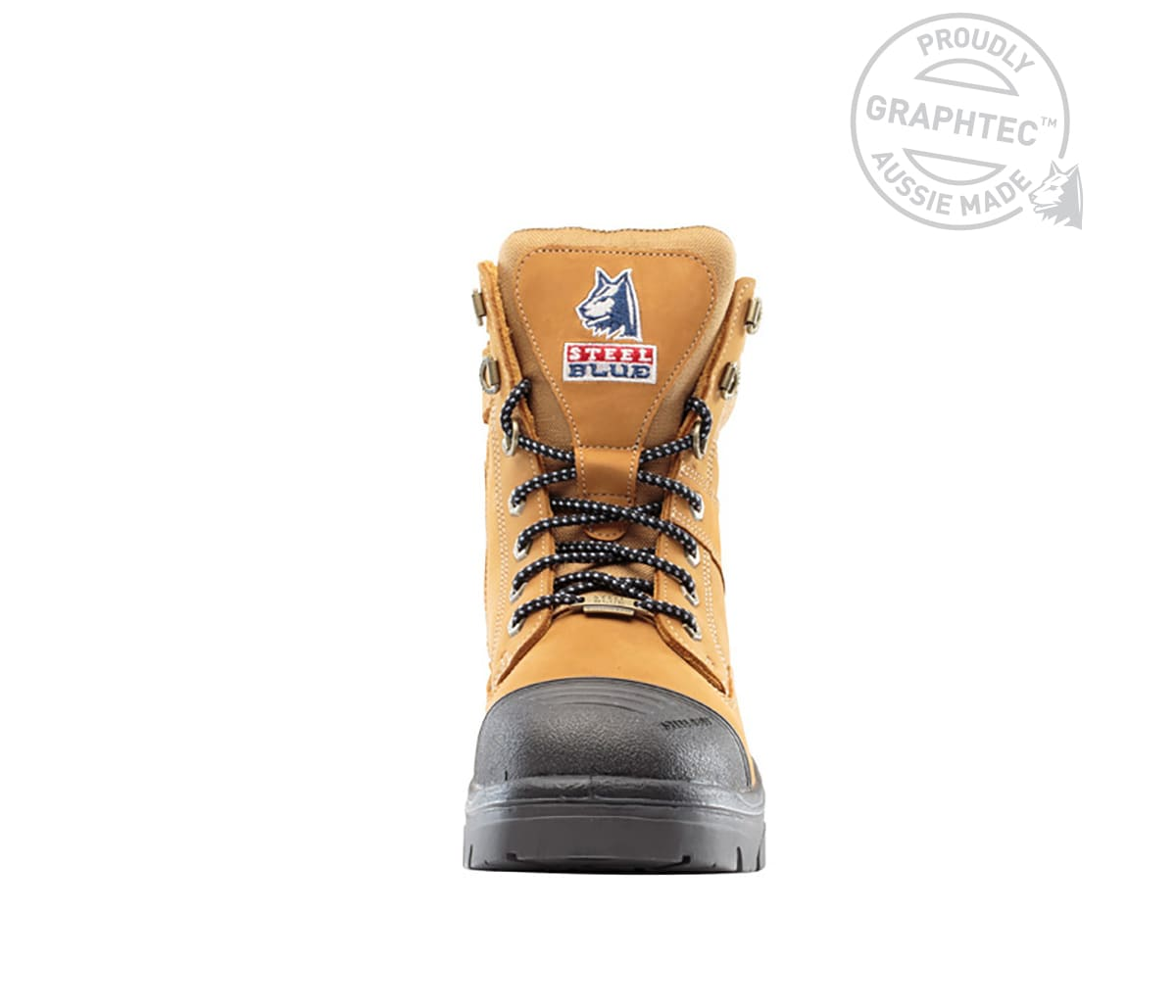 Southern Cross® GraphTEC™ Zip with Graphene Scuff Cap & Outsole - Wheat