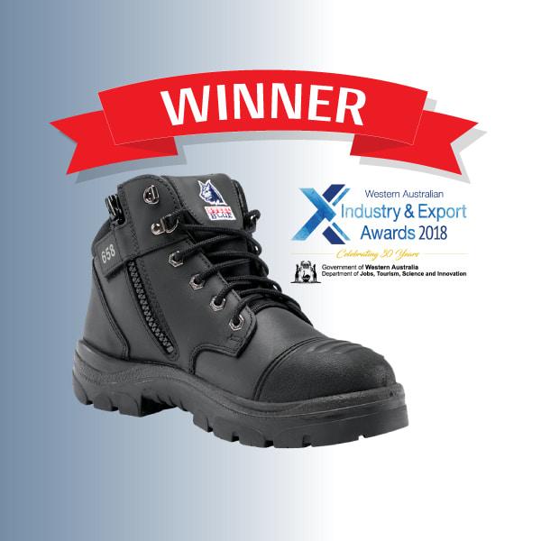 5bfc2c053ded Steel Blue announced as WA Manufacturing Award Winner