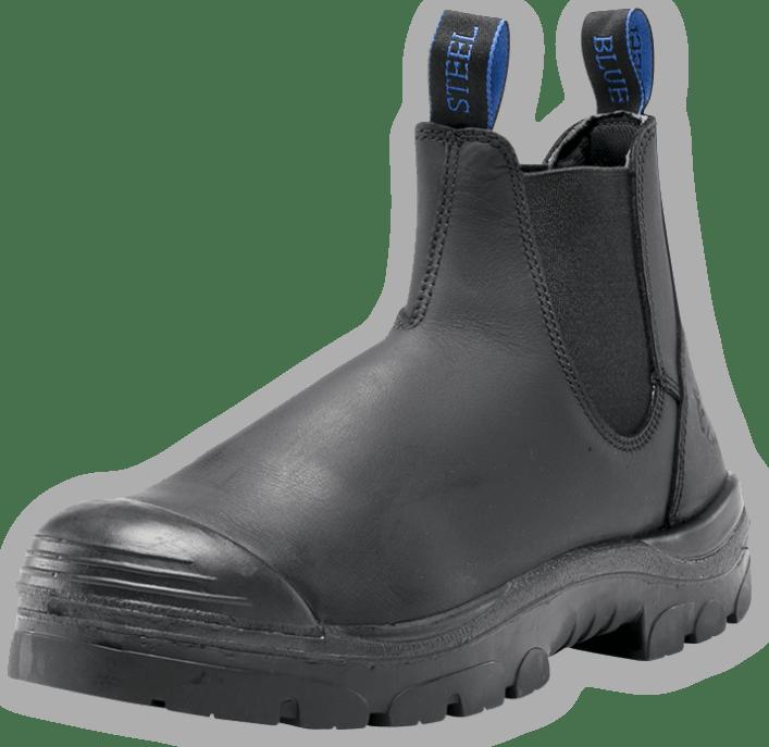 Hobart: Nitrile/Bump Cap Boot