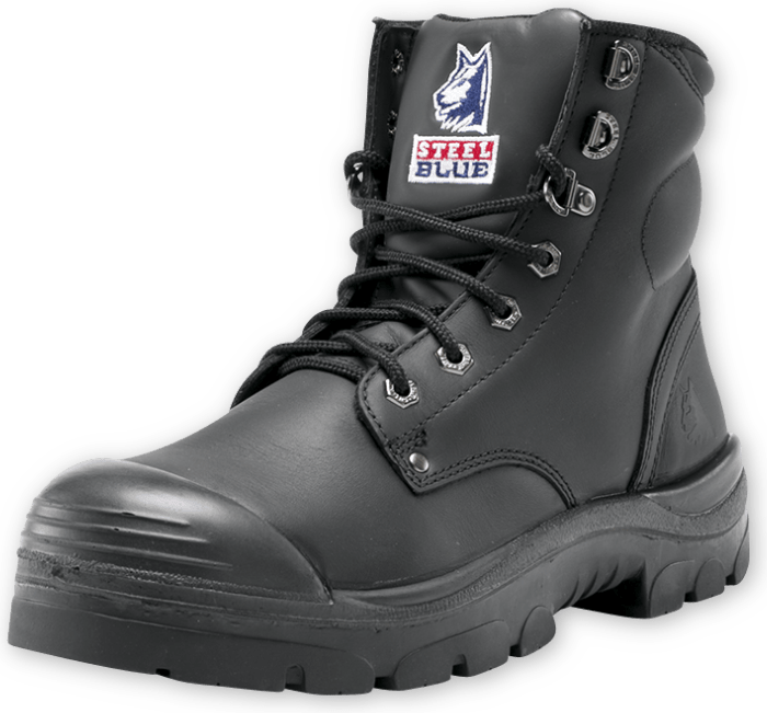Argyle Zip: Nitrile / Bump Cap Boot