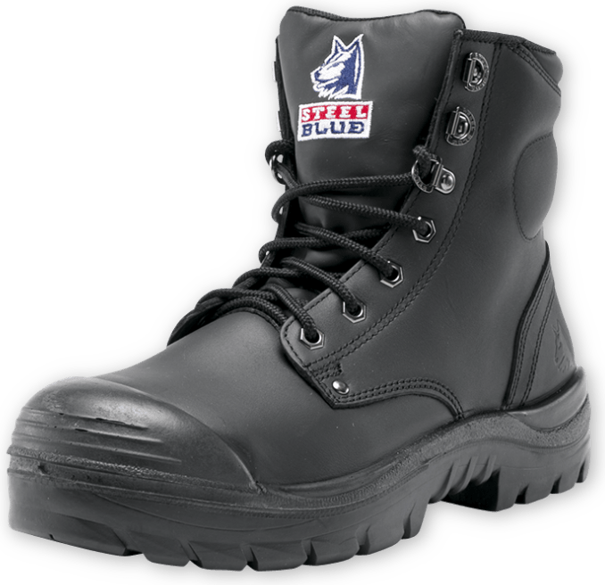 Argyle: TPU/Bump Cap Boot