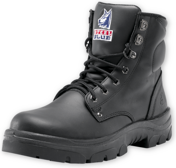Argyle: TPU/Non Safety Boot