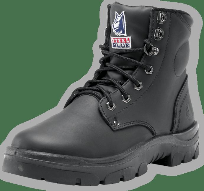 Argyle Zip: Non-Safety Boot