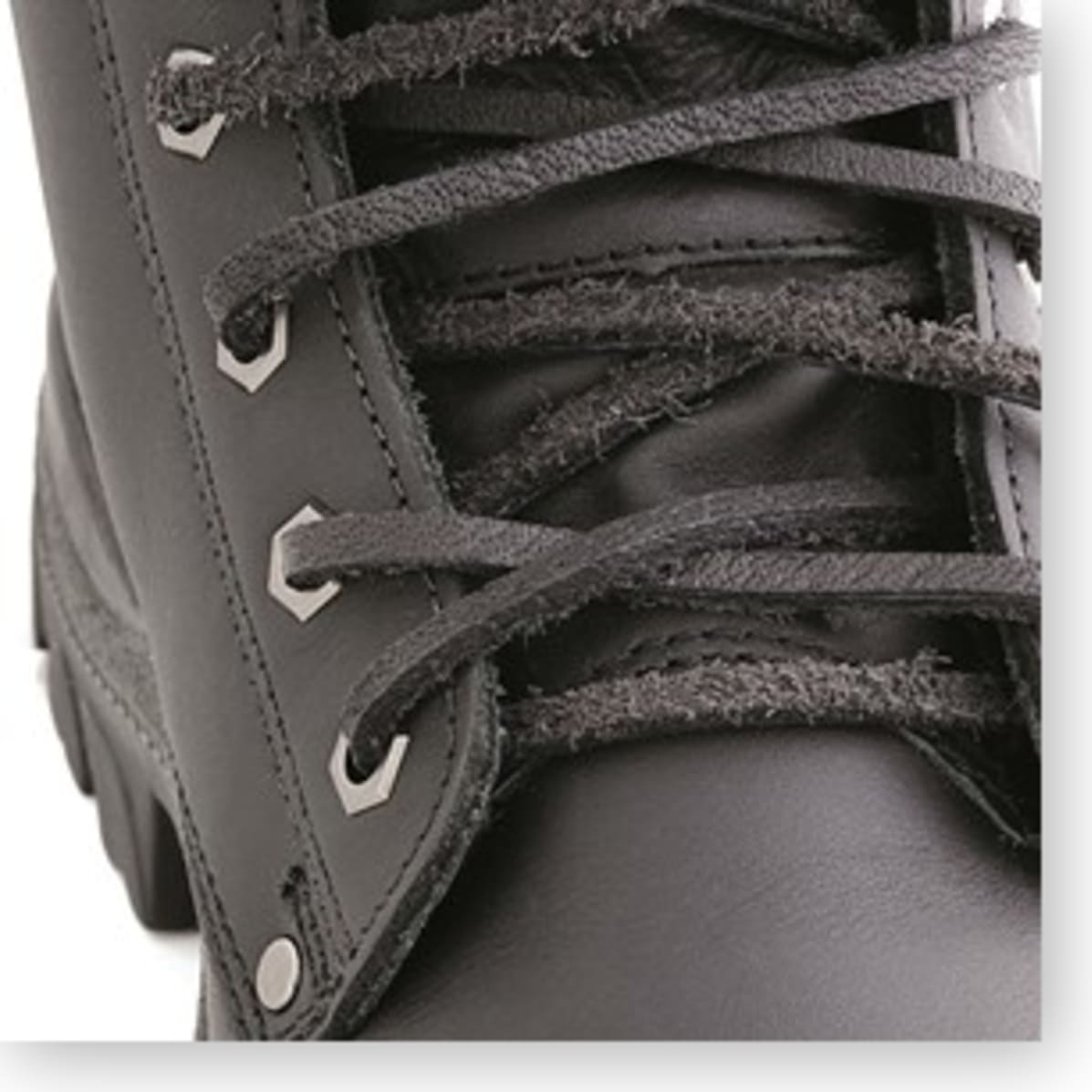 Leather Laces Boot