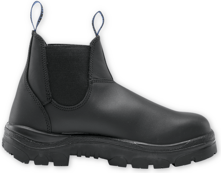 Hobart: TPU/Non Safety Boot