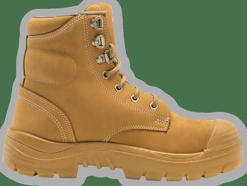 Argyle Ladies: Nitrile/Bump Cap Boot