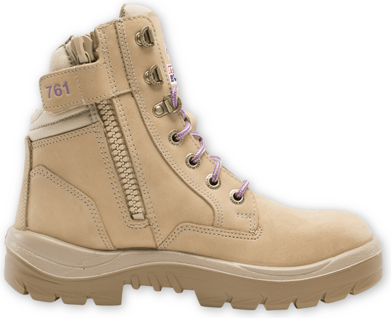 Southern Cross Zip Ladies S3 Werkschoen