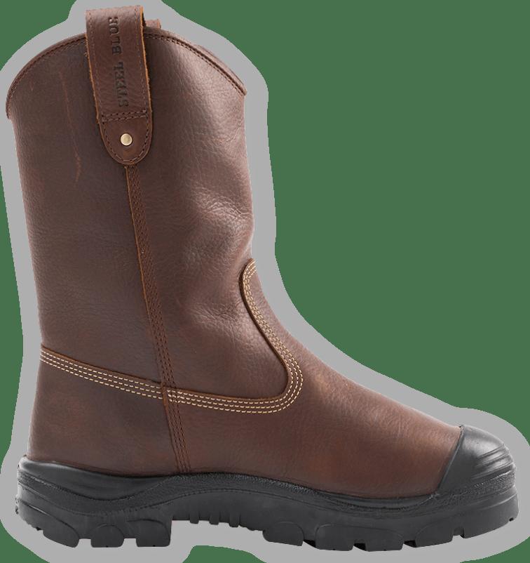 Heeler Met: Waterproof/ Bump Cap Bota