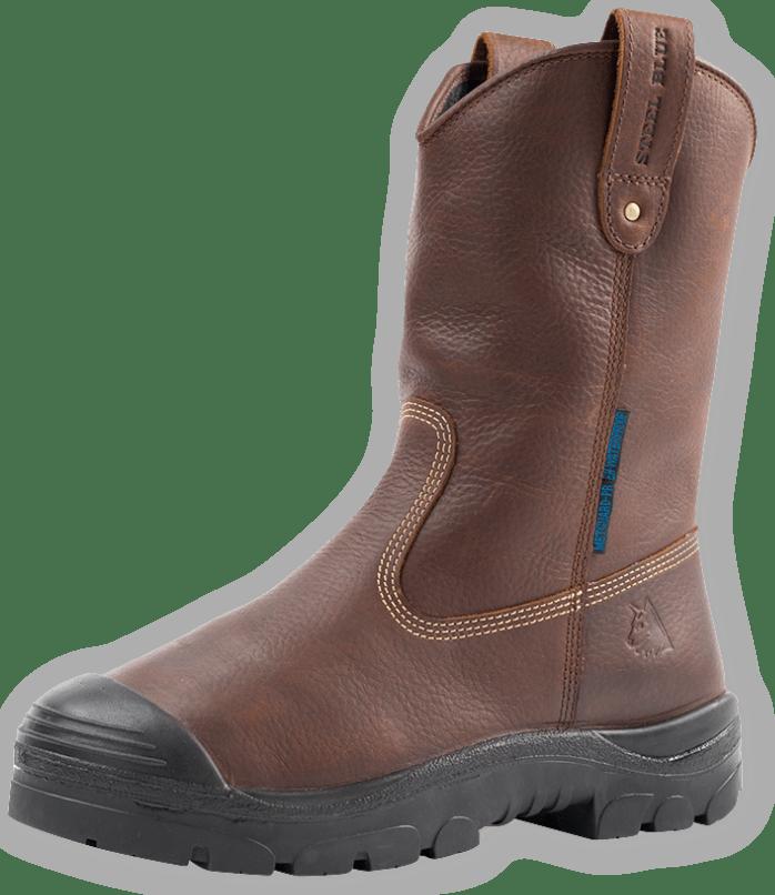 Heeler Met: Waterproof/ Bump Cap Boot