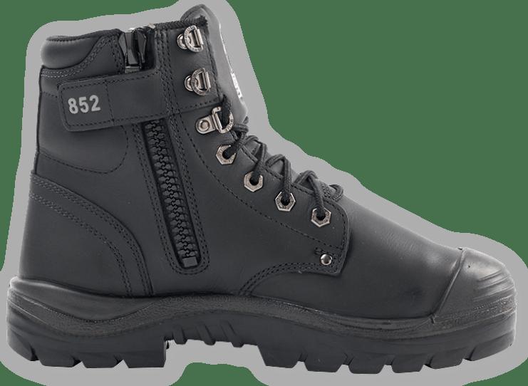 Argyle Zip: Met / Nitrile / Bump Cap / PR Midsole Boot