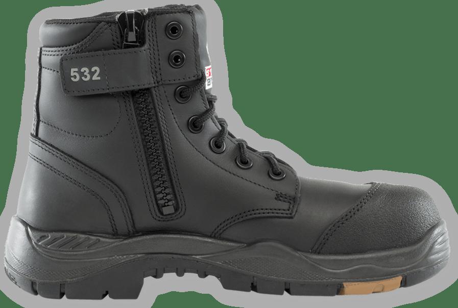 Argyle Zip: Composite Boot