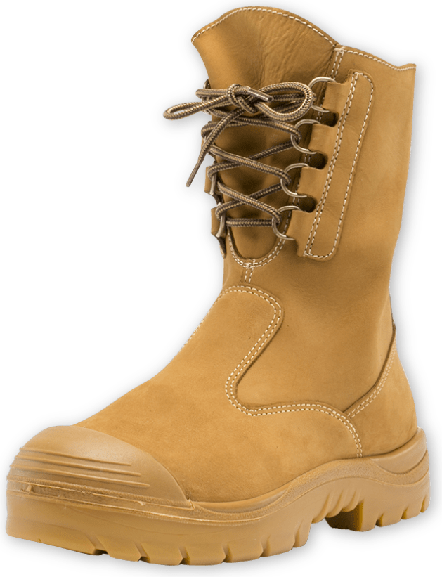 Collie: Nitrile/Bump Cap Boot