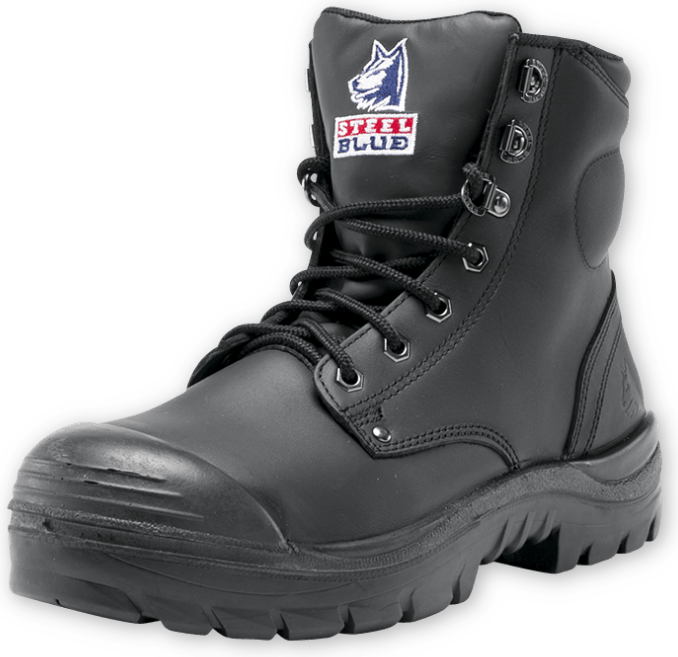 Argyle: Nitrile/Bump Cap Boot