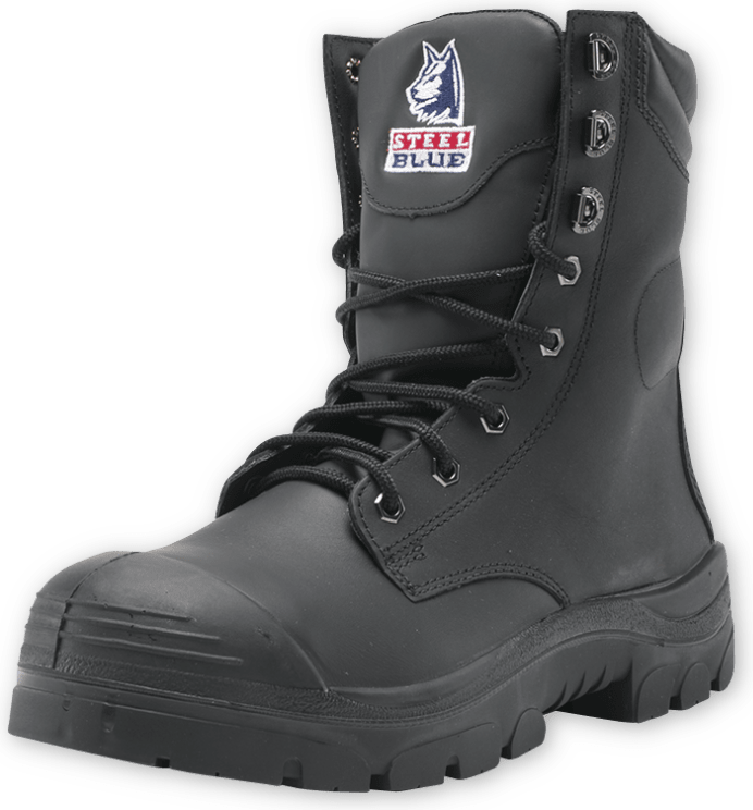 Portland: Nitrile/Bump Cap Boot