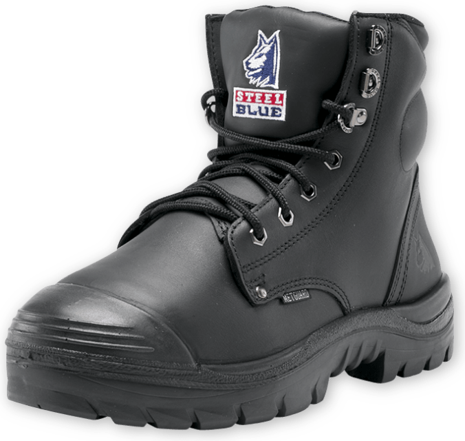 Argyle Met: Nitrile/Bump Cap Boot
