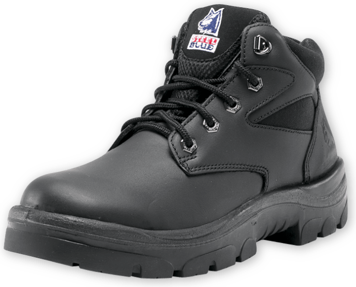 Whyalla: Nitrile Outsole Boot