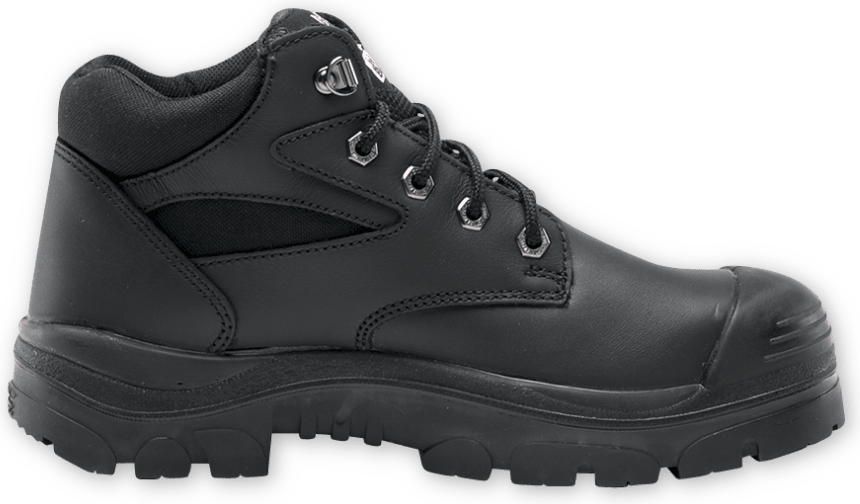 Whyalla: Nitrile/Bump Cap Boot