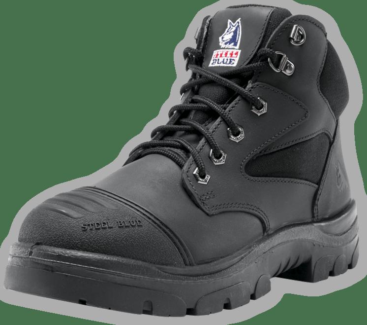 Parkes Zip Scuff S3 Boot