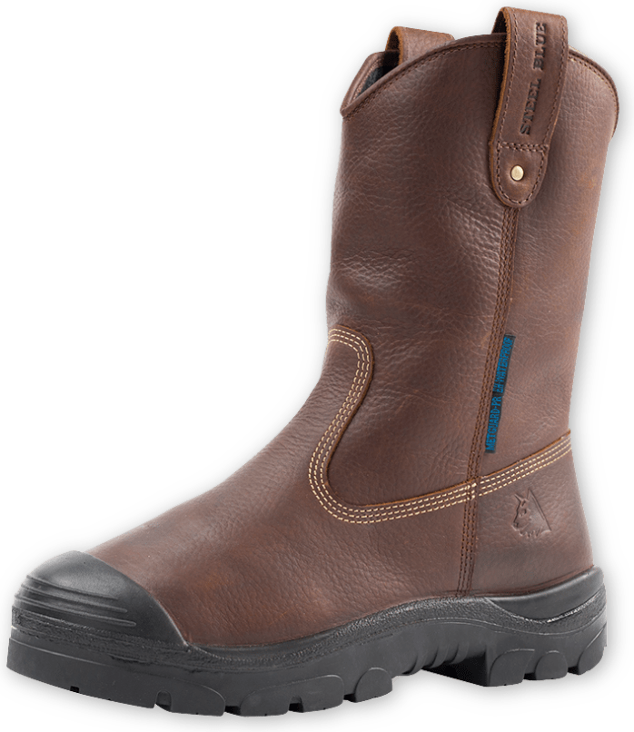 Heeler Met: Waterproof/ Bump Cap Boot