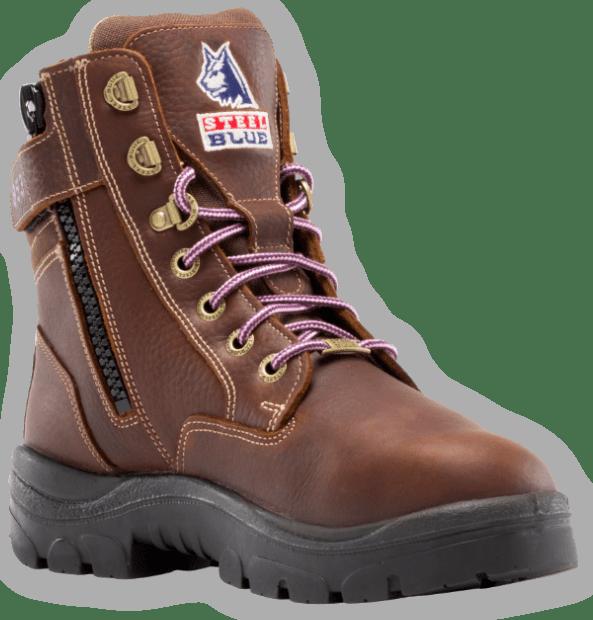 Southern Cross Zip Ladies: Met / PR Midsole Boot