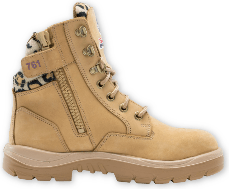 Southern Cross® Zip Ladies: Jungle Boot Boot