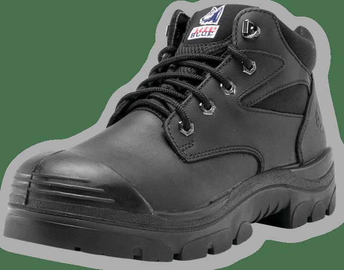 Whyalla: Nitrile/Bump Cap/PR Midsole Boot