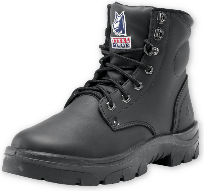 Argyle® Zip: Nitrile Outsole Boot