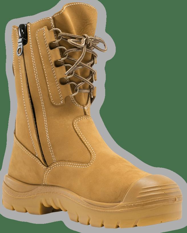 Collie: Nitrile/Bump Cap Boot