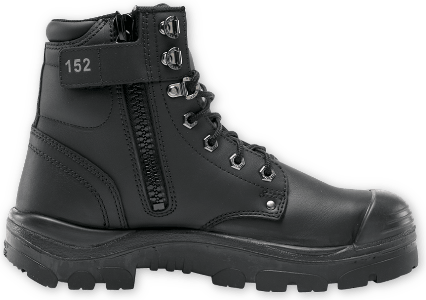 Argyle® Zip: Nitrile / Bump Cap Boot