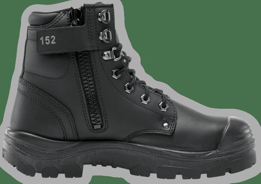 Argyle Zip: TPU/Bump Cap Boot