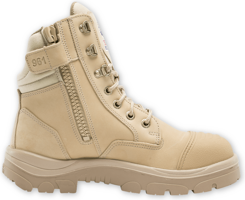 Southern Cross Zip Bota