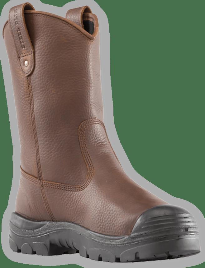 Heeler Met: Waterproof/ Bump Cap S3 Boot