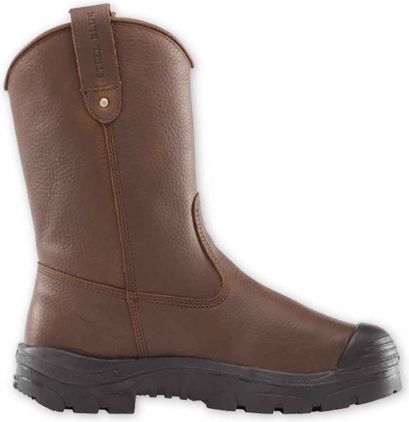 Heeler Met: Waterproof/ Bump Cap S3 Boot