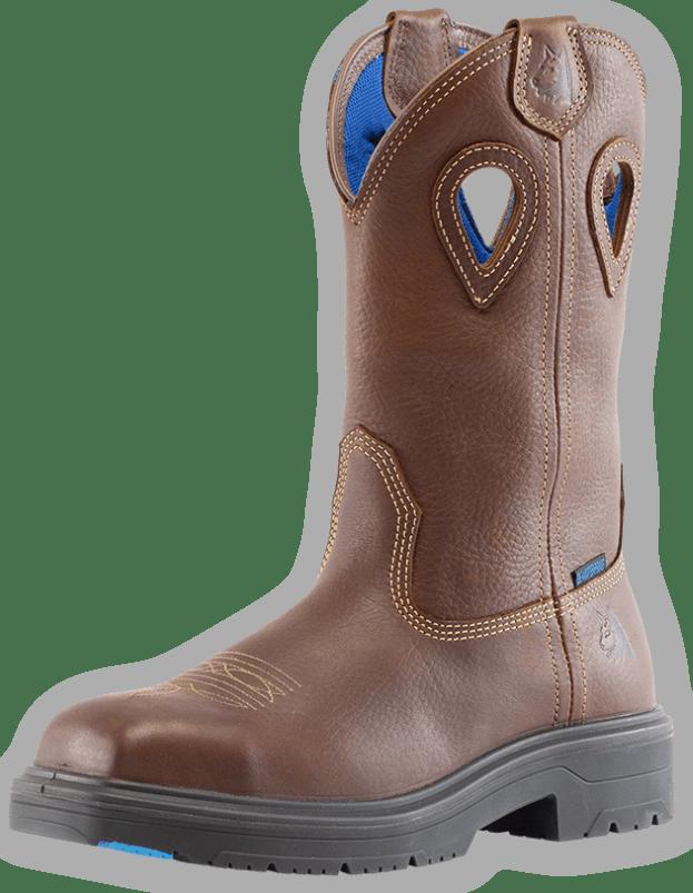 Steel Blue - Blue Heeler Boot