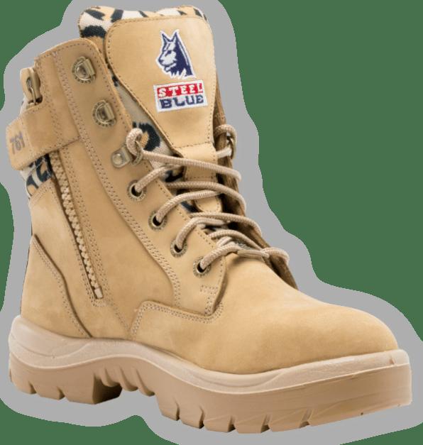 Southern Cross Zip Ladies: Jungle Boot Boot