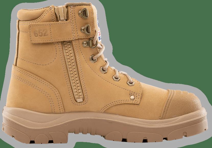 Argyle® Zip: Scuff Cap Boot