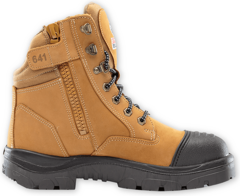 Southern Cross® GraphTEC™ Zip with Graphene Scuff Cap & Outsole Boot
