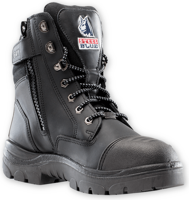Southern Cross Zip GraphTEC™ Scuff S3 Boot