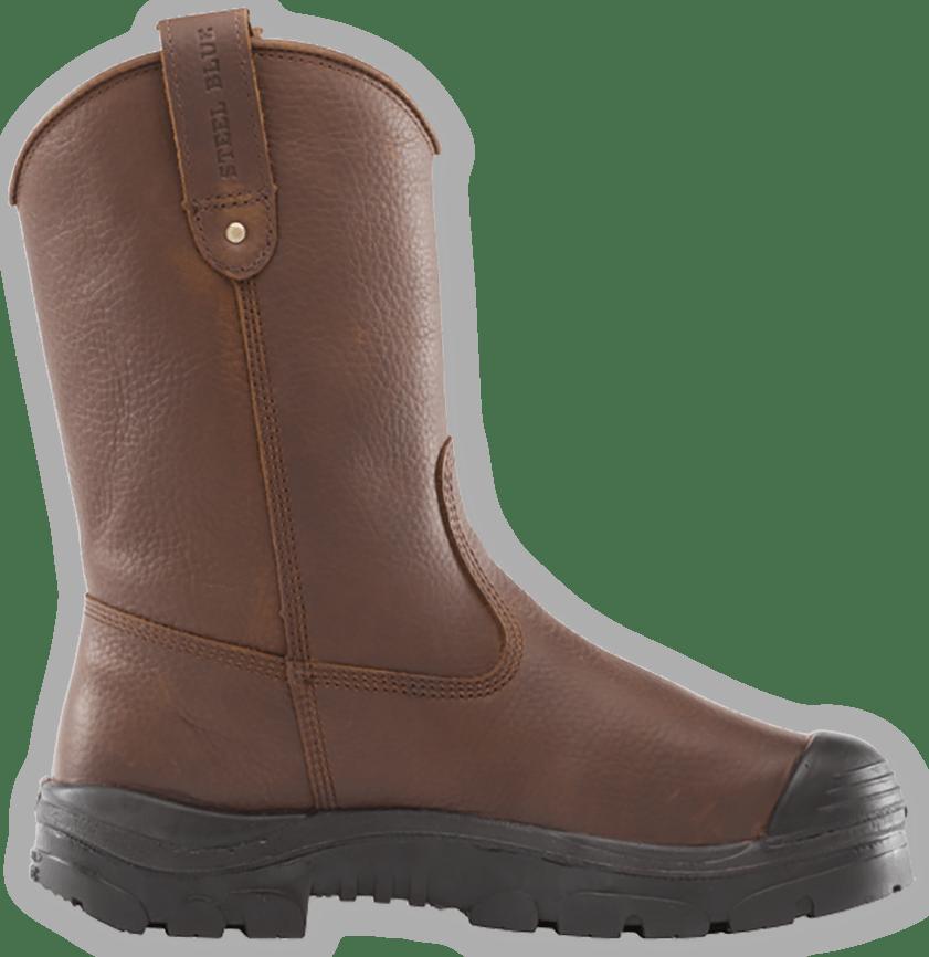 Heeler Met: Waterproof/ Bump Cap S3 Werkschoen