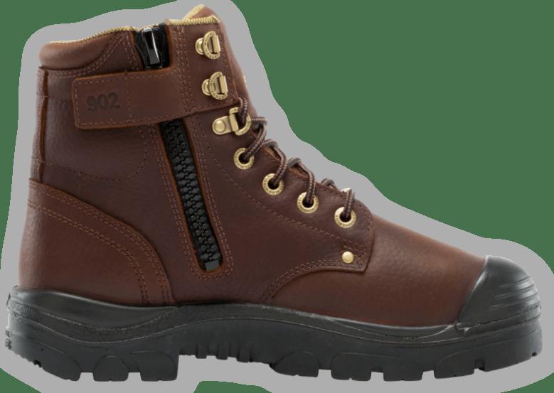 Argyle Zip: Met / PR Midsole / Bump Cap Boot