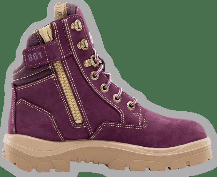 Southern Cross Zip Ladies: PR Midsole Boot