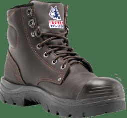 Hoge Werkschoenen Met Stalen Neus.Werkschoenen En Veiligheidsschoenen Met Stalen Neuzen Steel Blue