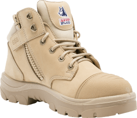 Blue Work BootsSafety Guaranteed Boots100Comfort Steel DIWEHY29