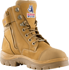 Southern Cross Zip Scuff Ladies - Wheat