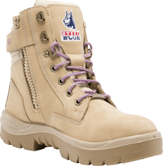 Southern Cross® Zip Ladies: PR Midsole - Sand