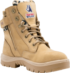 Southern Cross® Zip Ladies: Jungle Boot - Sand