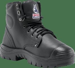 Argyle® Met: Nitrile/Bump Cap - Black