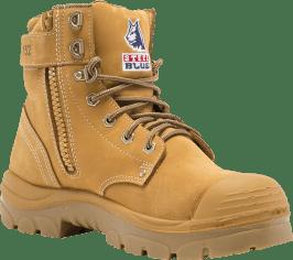 Argyle® Zip: Nitrile / Bump Cap / PR Midsole - Wheat